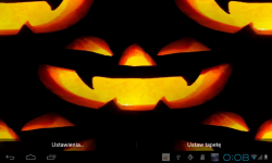 Halloween Pumpkin Live Wallpaper FREE screenshot 4/6