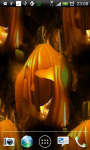 Halloween Pumpkin Live Wallpaper FREE screenshot 6/6