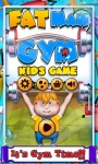 Fat Man Gym - Kids Game screenshot 1/6