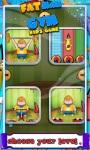 Fat Man Gym - Kids Game screenshot 2/6