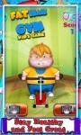 Fat Man Gym - Kids Game screenshot 3/6