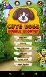 Cute Dogs Bubble Shooter screenshot 2/6