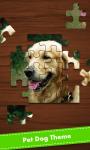 Jigsaw Pet Dog screenshot 1/4