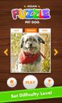 Jigsaw Pet Dog screenshot 2/4
