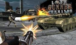 Lone gunner commando Rush war screenshot 1/6