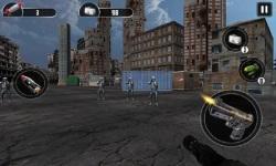 Lone gunner commando Rush war screenshot 6/6