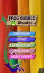 Bubble Frog Shooter screenshot 1/4