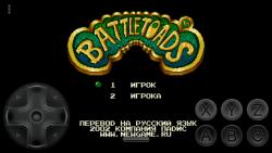Battletoads 1991 SEGA screenshot 1/6