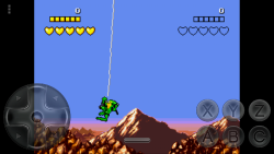 Battletoads 1991 SEGA screenshot 4/6