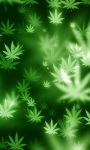 Weed Bokeh Live Wallpaper screenshot 1/3