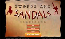 Swords and Sandals screenshot 1/2