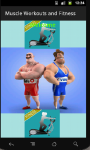 Muscle Workouts And Fitness screenshot 1/6