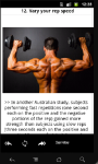 Muscle Workouts And Fitness screenshot 5/6