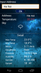 Weather Update Free screenshot 2/3
