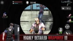 Zombie Assault Sniper select screenshot 1/6