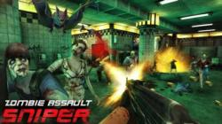Zombie Assault Sniper select screenshot 3/6