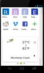 Edge Mini Browser screenshot 1/6