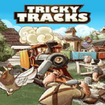 Tricky Tracks Lite screenshot 1/2
