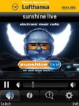 Sunshine Live Electronic Music Radio screenshot 1/1