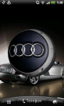 Audi Logo 3D Live Wallpaper screenshot 2/6