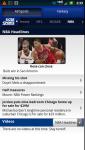 CBS Sports Mobile screenshot 4/5