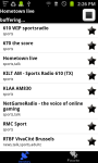 Sports Radio  Pro screenshot 2/3