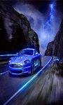 Running Car live Wallpaper screenshot 2/3