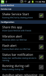 Quick WeChat screenshot 1/4