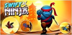 Swift Ninja Jump screenshot 1/4