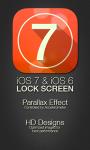 iOS 7 Lock Screen Parallax screenshot 1/6