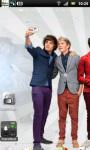 One Direction Live Wallpaper 1 screenshot 1/3