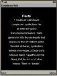 Kali Fact screenshot 3/3