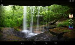 Beautiful Waterfalls Live screenshot 4/6