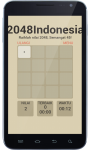 2048 Indonesia screenshot 1/5