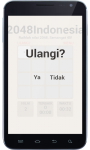 2048 Indonesia screenshot 3/5