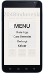 2048 Indonesia screenshot 4/5