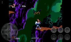 Earthworm Jim for Android FREE screenshot 1/4