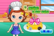 Sweetie makes cake screenshot 1/5