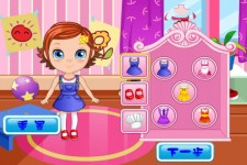 Sweetie makes cake screenshot 3/5