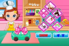 Sweetie makes cake screenshot 5/5