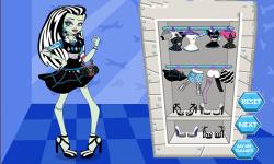 Frankie Stein Monster Maker screenshot 3/4