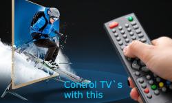 Easy Universal Remote Control TV screenshot 1/4