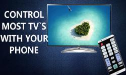 Easy Universal Remote Control TV screenshot 2/4