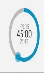 TimeManagement pro free screenshot 1/6