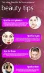 Awesome Beauty Tips screenshot 2/3