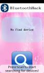 Bluetooth Hacks screenshot 2/3