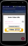 Tube Video Downloader Faster screenshot 2/4