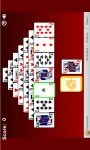 Pyramid Solitaire by Fupa screenshot 2/3