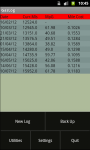 Gasoline Logger screenshot 2/6