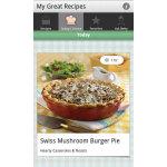 My Great Recipes- Promotional Materials screenshot 2/4
